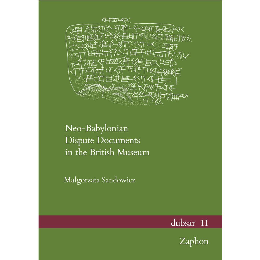 Neo-Babylonian Dispute Documents in the British Museum