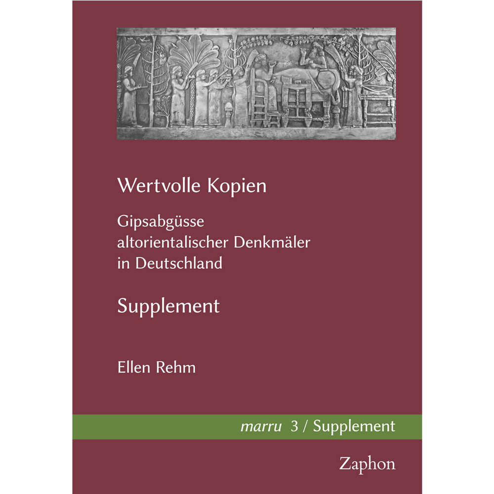 Wertvolle Kopien - Supplement